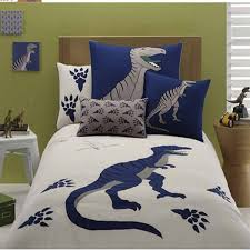 via ups 100 cotton children cartoon dinosaur bed sets twin full queen size duvet covers for kids without filler queen comforters duvet cover king from