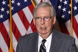 McConnell suspends in-person GOP ...