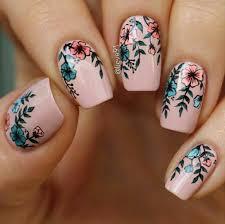 Nhung Mau Design Nails Don Gian
