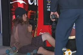 Arm Stuck In Vending Machine Commercial Cool World's Dumbest Teen Thief Gets Arm Stuck In Vending Machine