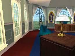 oval office white house.  Office The Sim White House Virtual Oval Office Tour On