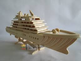the simulation model assembled wooden boat cruise ship wooden yacht handmade diy wood assembled model toy
