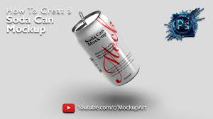 2004177 can mockups 330ml 4689217 photoshop psd | 274 mb. How To Make A Soda Can Mockup Photoshop Mockup Tutorial Youtube