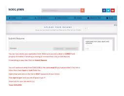 Submit Resume Online Resume Online Builder