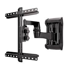Smart TV Wall Mount Bracket w Interactive Arm  Stacks Image 345