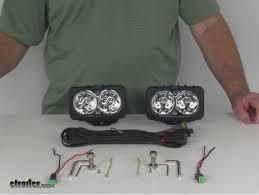 of vision x optimus dual prime pod light kit led 40 watts narrow spot beam 6 wide customer reviews