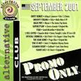 Promo Only: Alternative Club (September 2001)