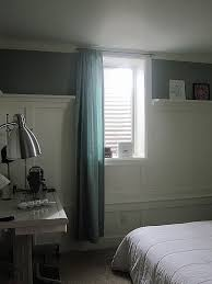 basement curtain ideas. Wonderful Ideas Basement Window Curtains Ideas Lovely Voile Curtain For Small Intended R