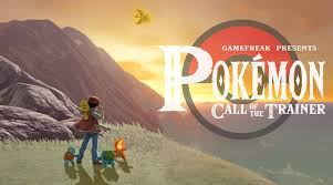 Pokemon Call of the Trainer Open World Pokemon Game We all Want to See