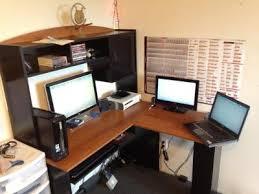 walmart office desk. L Office Desk Lovable Shaped Computer Walmart