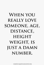 Quotes About Age Impressive We Always Heard Our Age Difference Would Be Our Undoing Um