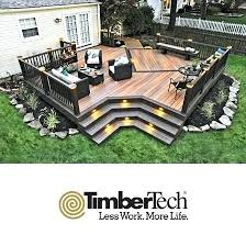 Backyard Plans Designs Delectable Backyard Deck Designs Plans Simple Deck Designs Deck Design Ideas