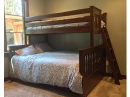 Lofted Bed Dorm | Heavy Duty Bunk Beds for Adults | Lofted Queen Bed