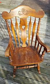 The 25+ best Wooden rocking chairs ideas on Pinterest   Industrial ...