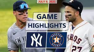 New York Yankees vs. Houston Astros ...