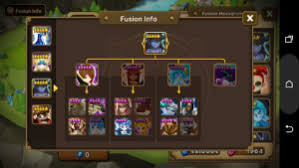 veromos fusion chart summoners war veromos guide gamertag mythras