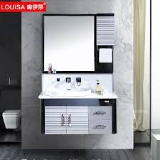 lu yisha stainless steel bathroom cabinet bathroom cabinet combination of high phoenix stone countertops bathroom cabinet