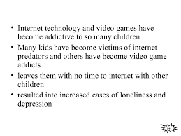 Third  video games can have harmful consequences to the physical body  They  have bad effects    including obesity  video induced seizures  and postural