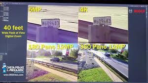 Surveillance Camera Resolution Chart Security Camera Resolution Comparison 720p 1080p 5mp 4k