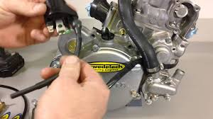 swedetech how to install honda cr coil mount on the primary swedetech how to install honda cr125 coil mount on the primary clutch cover