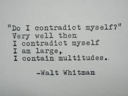 Walt Whitman Quotes Love Custom WALT WHITMAN Quote Typed On Typewriter Enlightenment Pinterest