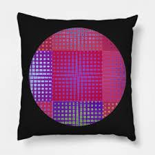bright colored pillows. Unique Bright Nine Bright Squares Pillow For Colored Pillows L