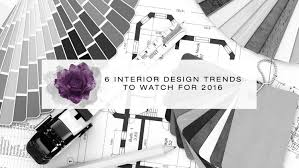Small Picture 6 Interior Design Trends To Follow 2015 2016 YouTube