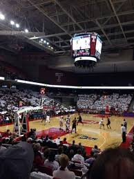 Temple Liacouras Center Seating Chart Liacouras Center Section 107 Home Of Temple Owls