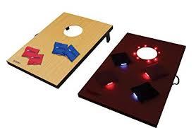 Amazon.com : Triumph LED Tournament Bean Bag Toss : Cornhole Game ...