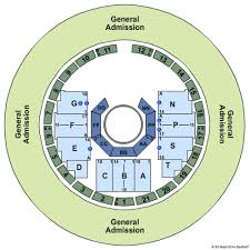 Neal S Blaisdell Center Arena Tickets Seating Charts And