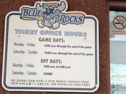 Seating Chart For Blue Rocks Game At Frawley Stadium 2015