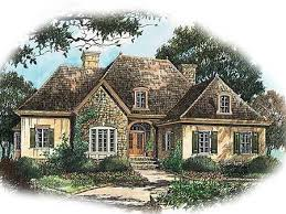French Country House Plans One Story Design 450x338  Home French Country Ranch Style House Plans