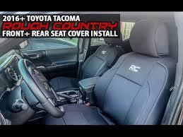 2016 toyota tacoma install review
