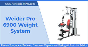 Weider Pro 6900 Weight System Review Fitness Tech Pro