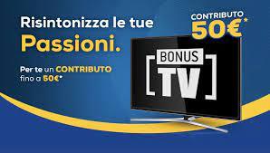 Bonus TV per il digitale terrestre DVB-T2: come richiederlo da Euronics