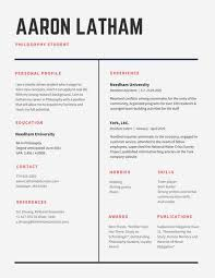 form of resume cv in tabular form 18 tabular resume format templates wisestep