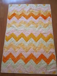 Chevron Baby Quilt & Attached Images Adamdwight.com