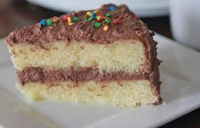 homemade yellow cake recipe 98