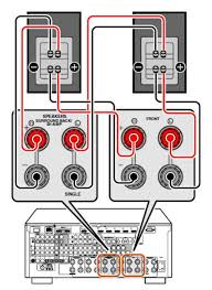 should i bi amp yamaha rx a page audioholics home biamp jpg