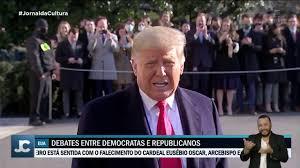 Donald Trump se torna primeiro presidente dos Estados Unidos a sofrer dois  processos de impeachment - YouTube