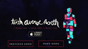I Need You, I Love You, I Want You - Tenth Avenue North (Official Audio) - YouTube