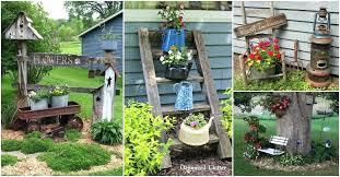 country garden decor country outdoor decor