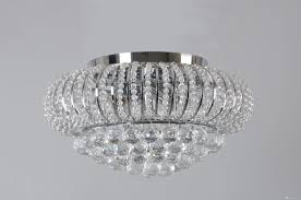 chair attractive flush ceiling crystal chandeliers 5 lights living room bed impressive flush ceiling crystal chandeliers