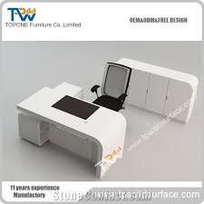 Modern office table Dark Oak Fashion Design Modern Office Desk For Office Furniture Corian Solid Surface Office Table Design Smart Desk Fashion Design Modern Office Desk For Office Furniture Corian Solid