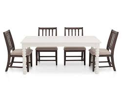 magnolia home spool leg 5 pc dining room set 1795 179500