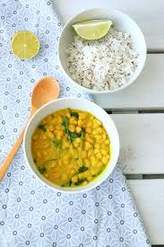 Alice Esmeralda: Curry de Haricots Blancs