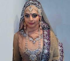 asian wedding makeup artist london by ft hair vine beauty nails