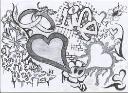 Graffiti Love My Wife2 Rings By Morgan83 On Deviantart Part Of