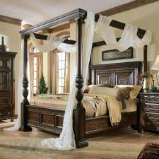Curtains For Canopy Bed Frame King Size Canopy Bed With Curtains ...