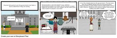 Han dynasty storybord by: Avery Roden Storyboard